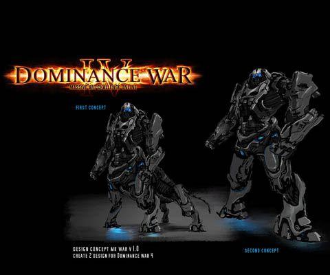 Dominance War IV Top 10 Champions - 2D
