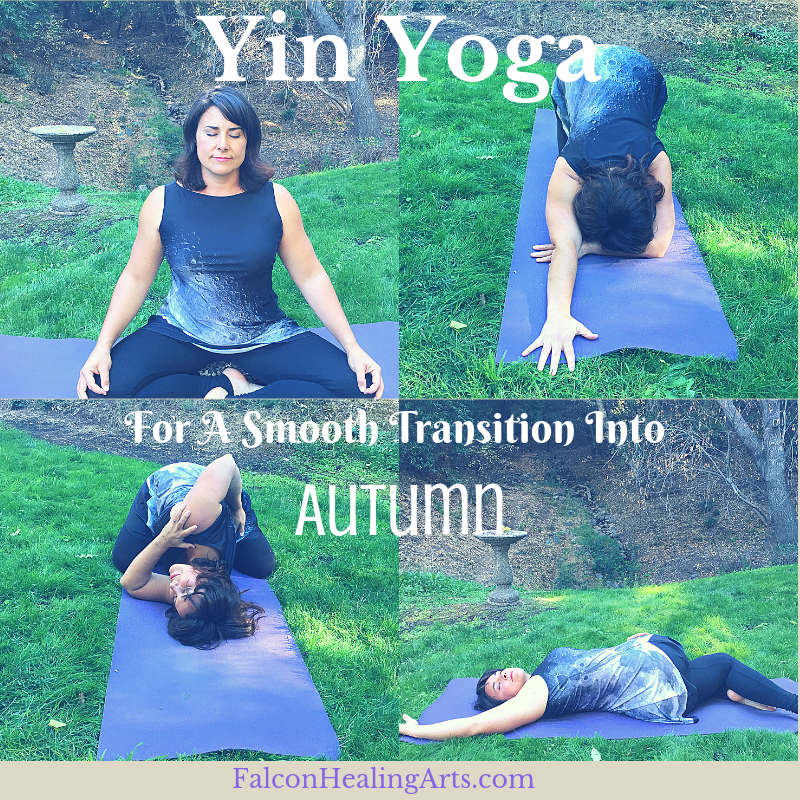 Autumn Yin Yoga Poses Falcon Healing Arts Try These Poses To Balance Lung Large Intestine Organs And Meridians Yin Yoga Yin Yoga Sequence Yin Yoga Poses