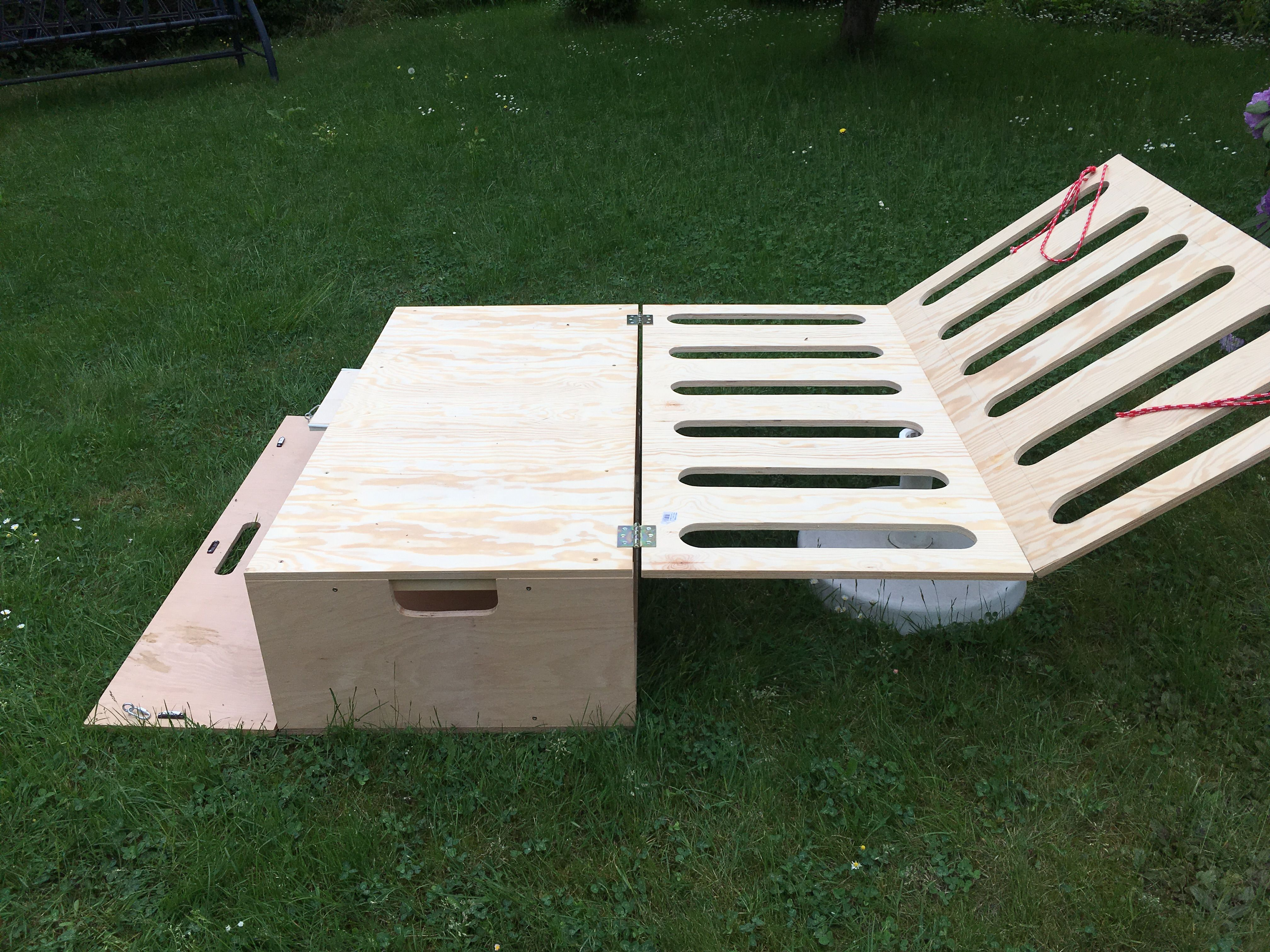 Photo of DIY Galerie – The clever and inexpensive camping box to plug in!