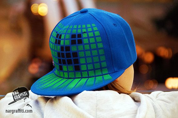 MINECRAFT Snapback Hat  e8403051f4