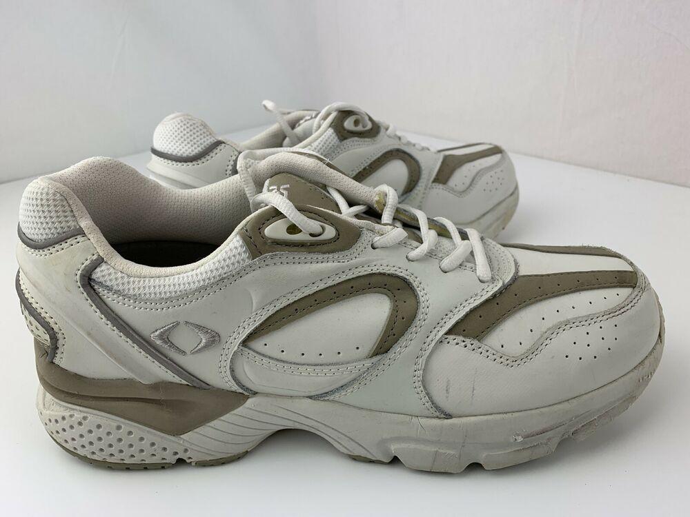 Apex Walking Shoe Men's Size 12 White