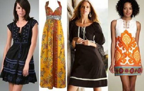 clothes with style | Bohemian Clothing Style for WomenFashion Female