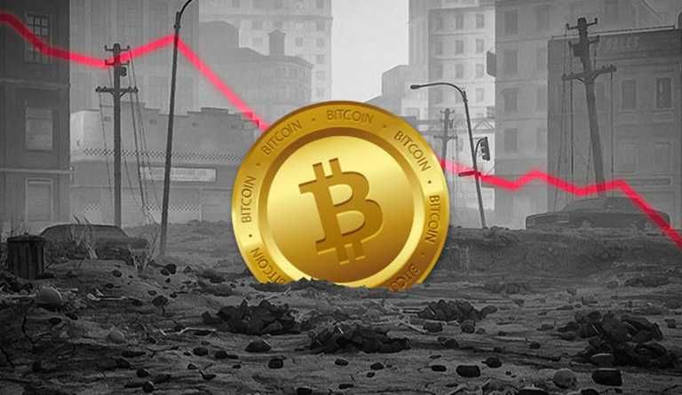 After a weeklong gain, the cryptocurrency market has