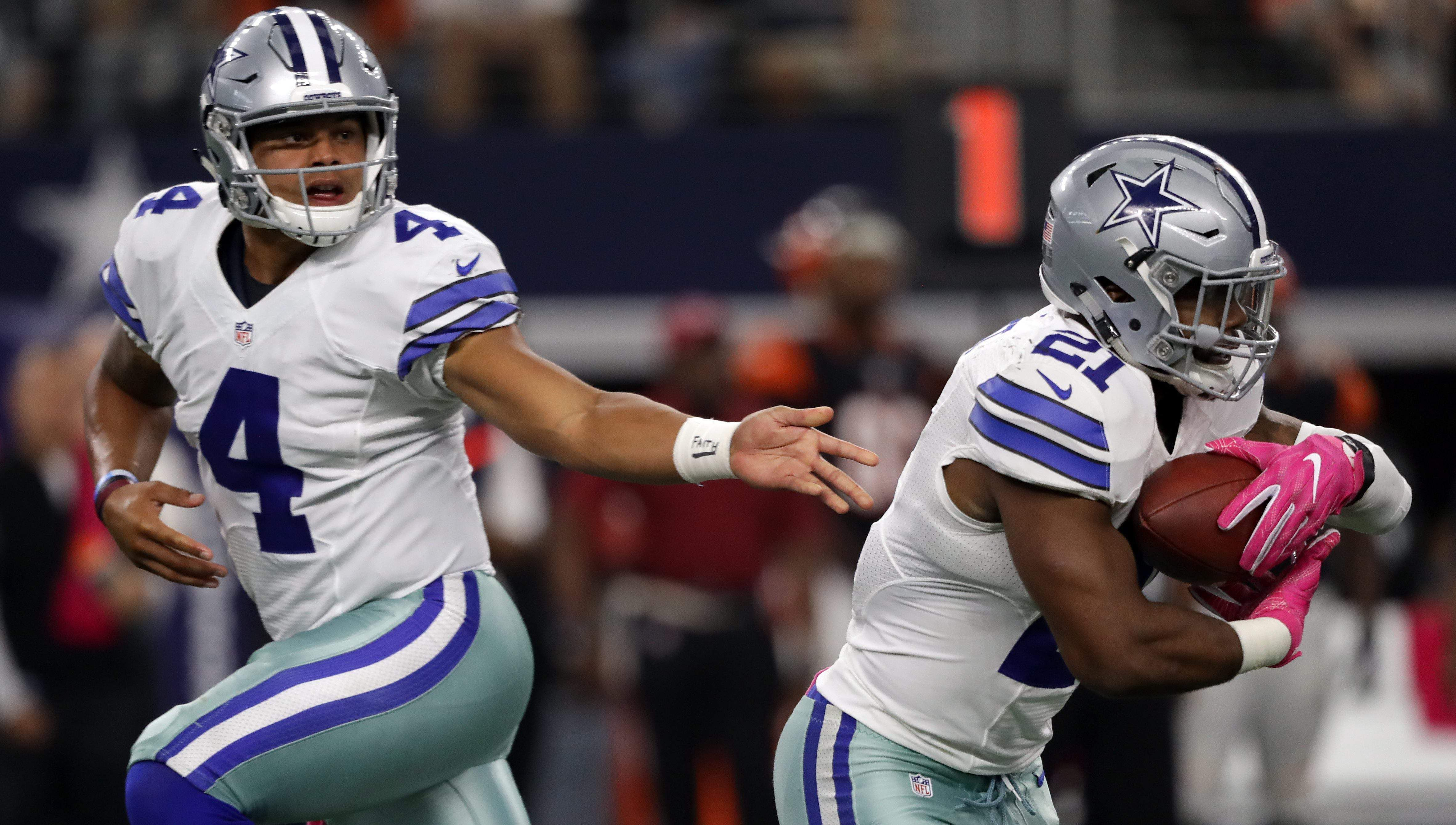 Packers vs. Cowboys Score, Stats & Highlights http
