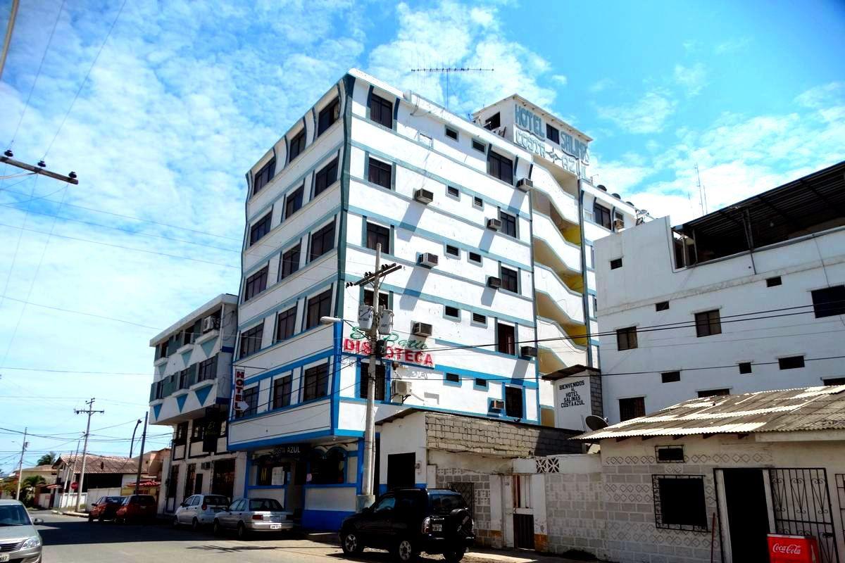 HOTELES DE SALINAS