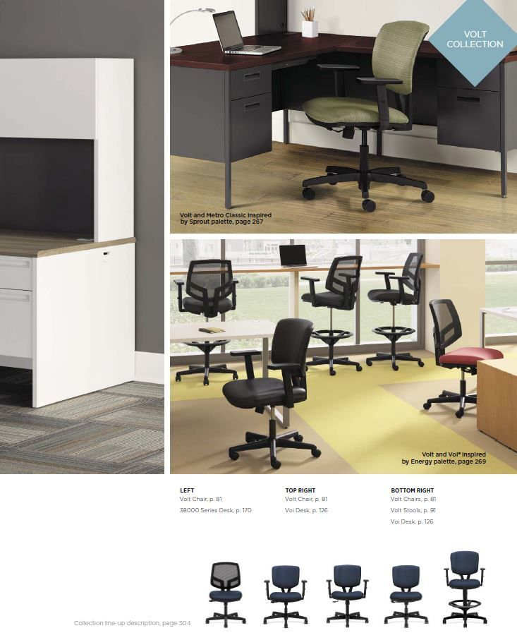 Catalog Furniture Companies: Pin By HON Company On 2016 HON Catalog