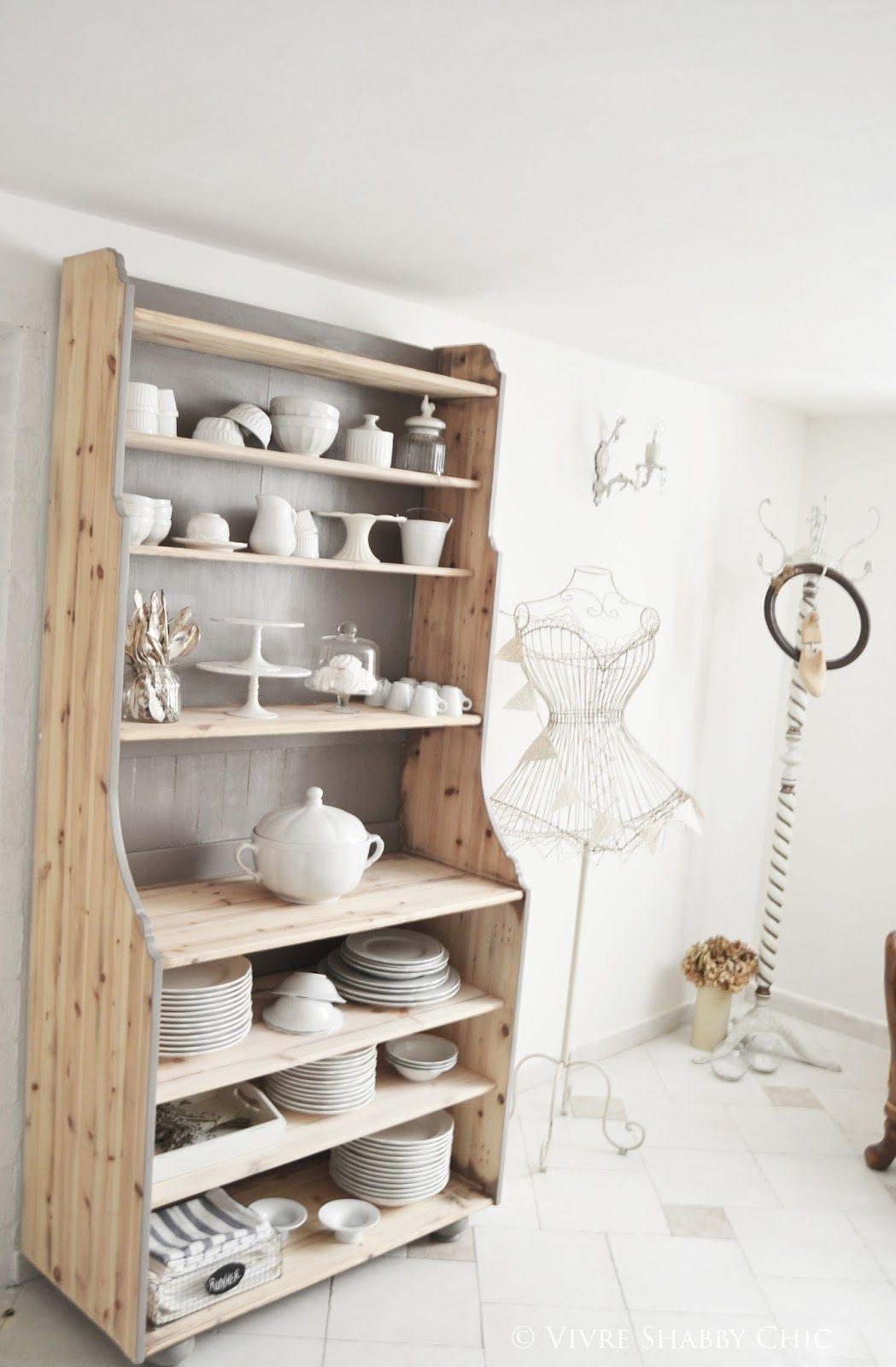Restyling di una credenza IKEA. #cupboard #credenza #shabbychic ...