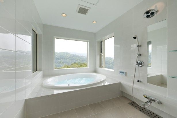 Bath Room バスルーム 換気扇 浴槽
