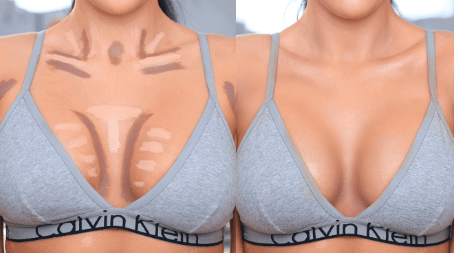 How to Contour Chest: the Ultimate Guide