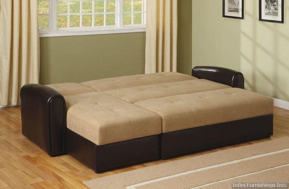 Microfiber Sectional Sleeper Sofa Sessel Ecksofa