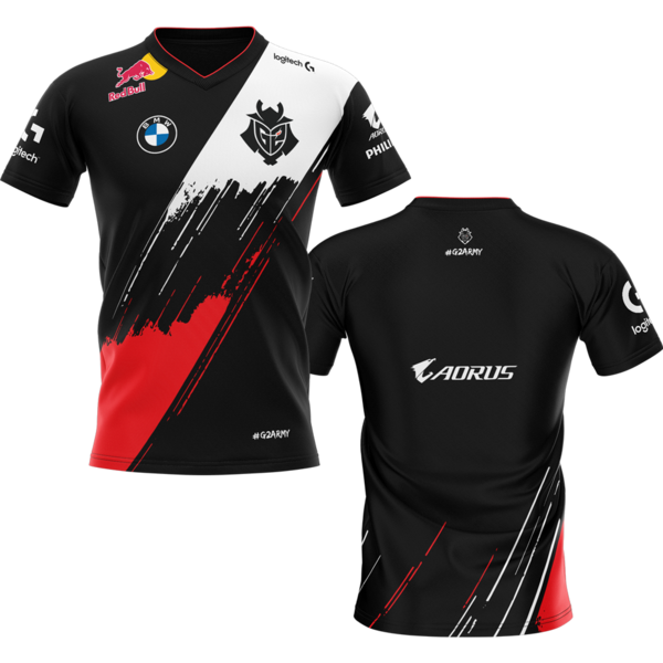 Download G2 Pro Player Jersey 2020 G2 Esports Official Shop Sports Jersey Design Jersey Design New T Shirt Design