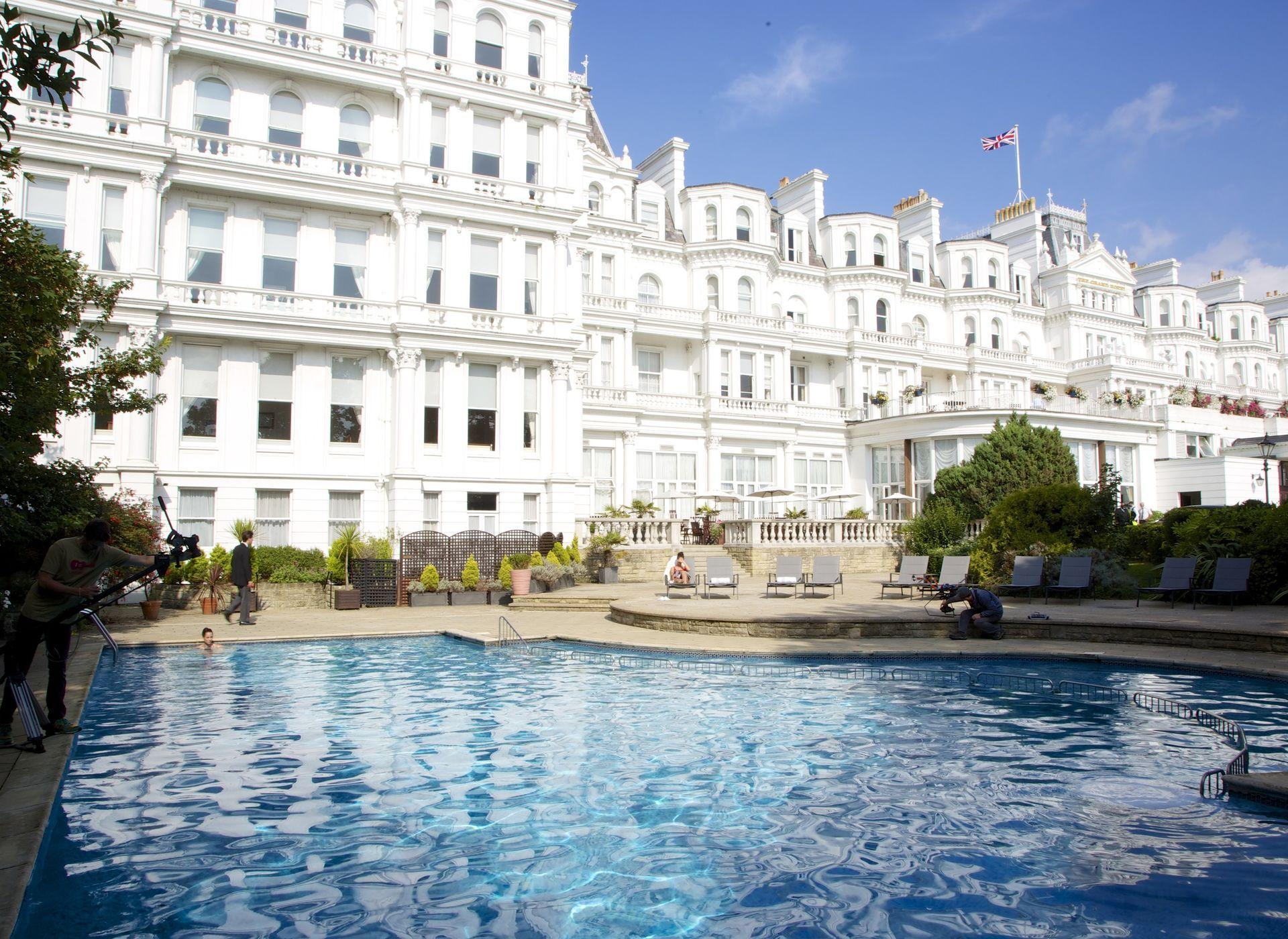 The Grand Hotel Eastbourne Dorset England