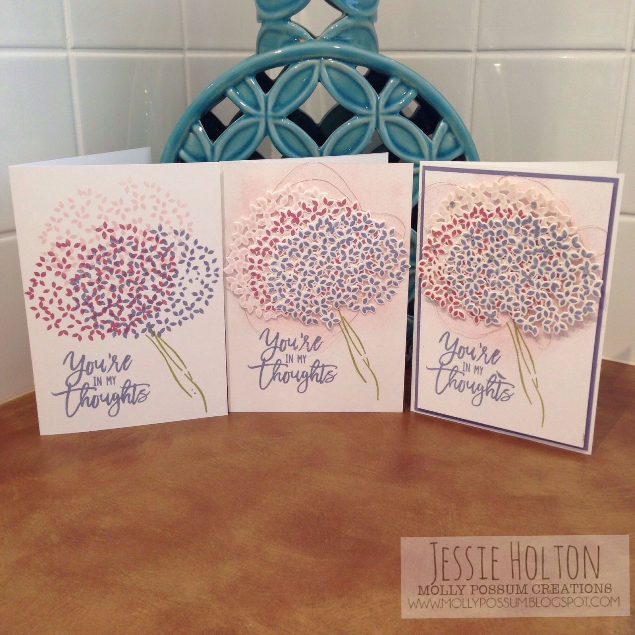 Thoughtful Branches Step It Up! Cards handmade, Stampin