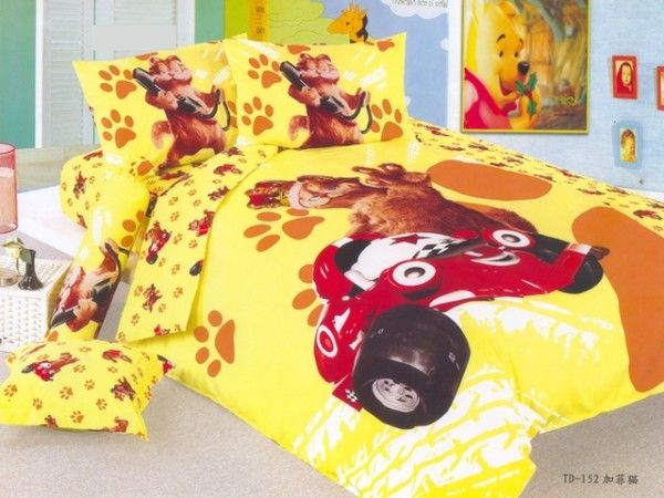 Garfield 3d Bedding Sets 3d Bedding Mickey Mouse Bedding