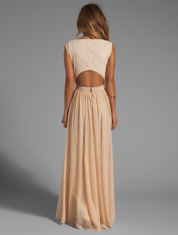 Summer wedding guest dress summer style pinterest for Backless wedding guest dresses