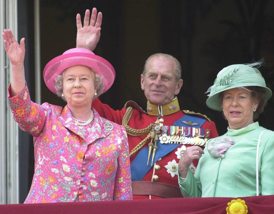 Image Result For Hrh Prince Philip Duke Of Edinburgh Waves From The Balcony Of