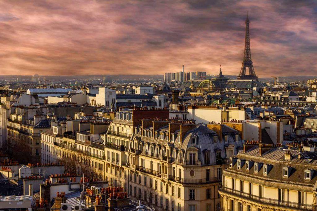 Dove andare in vacanza a settembre Viaggiare a parigi