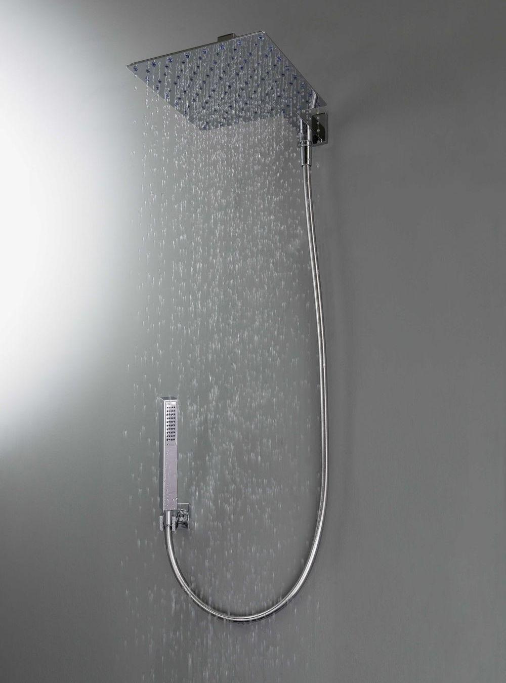 rain shower head with hose. Best Rain Shower Heads For Modern Eco Friendly Bathrooms