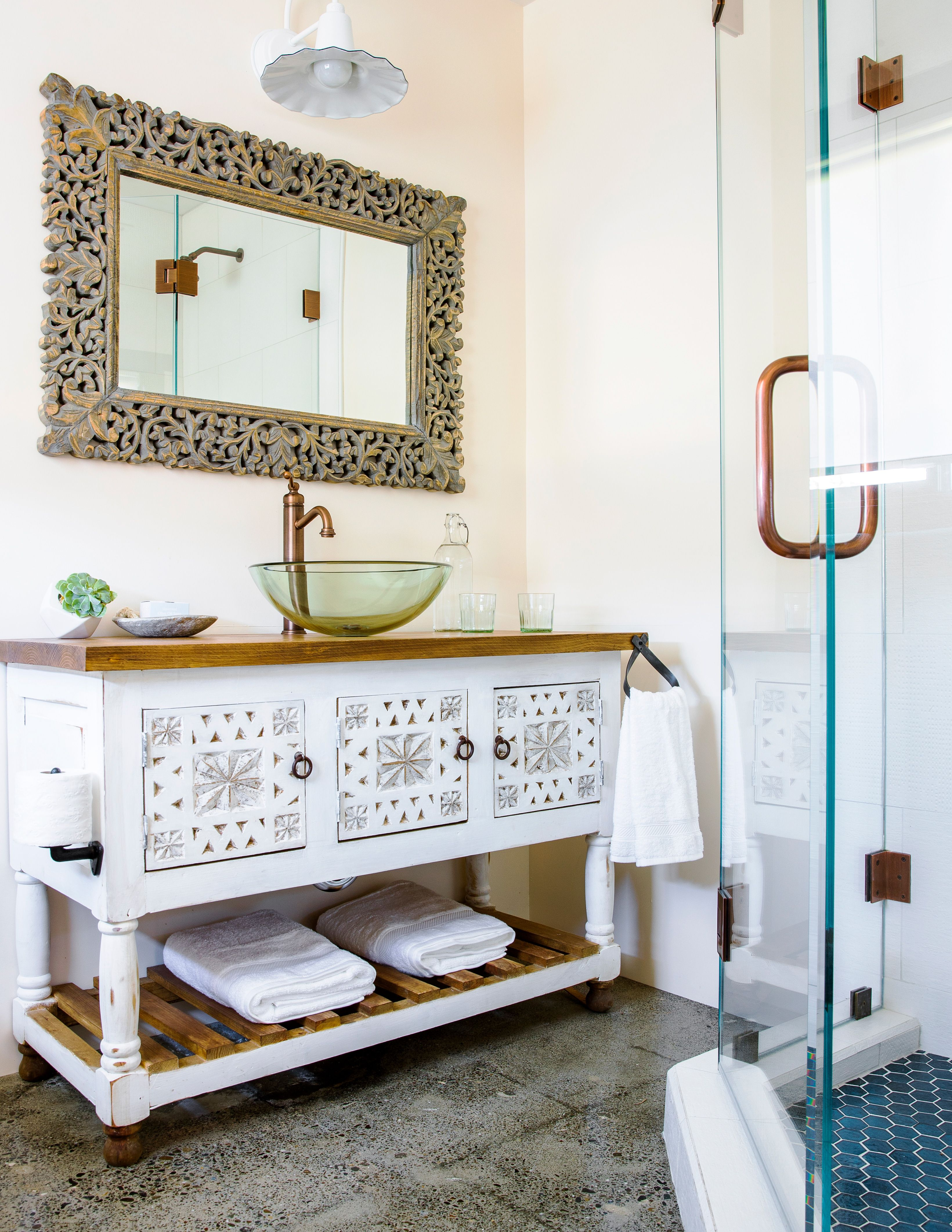 Tour a Stunning Home Makeover with Around-the-World Style | sunset ...