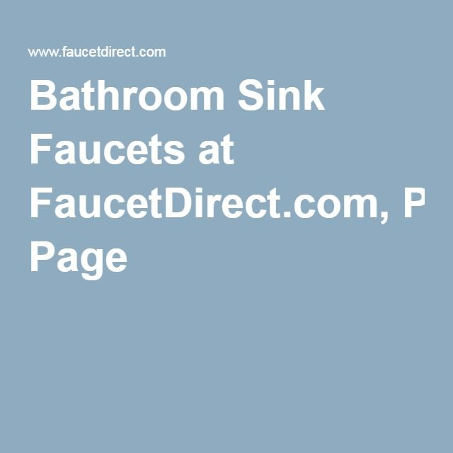 Www.faucetdirect.com