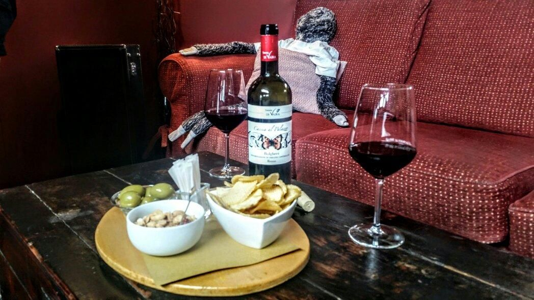 """E lucevan le stelle"""", #winebar and bistro in #Montepulciano #Tuscany"""