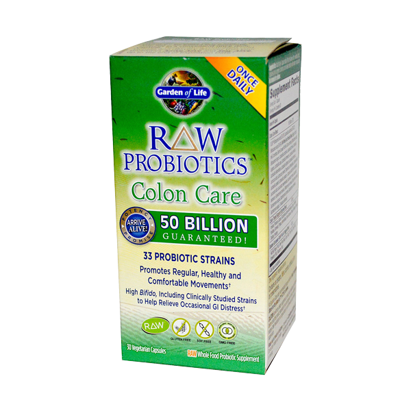 Best probiotic supplements in 2019 pins to try this week - Garden of life raw probiotics side effects ...