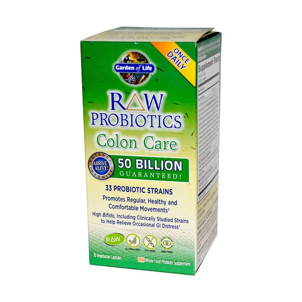 The Best Probiotic Supplements Colon care, Best