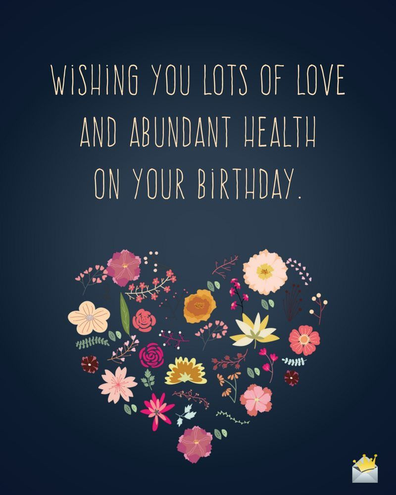 Birthday Greetings in Hard Times & Difficult Circumstances