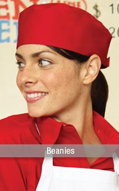 4c17fd1fcf949 Beanies from  Chef Works. We can supply them for your business ...