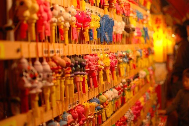 夏祭りハッカ笛 Japanese Summer Festival