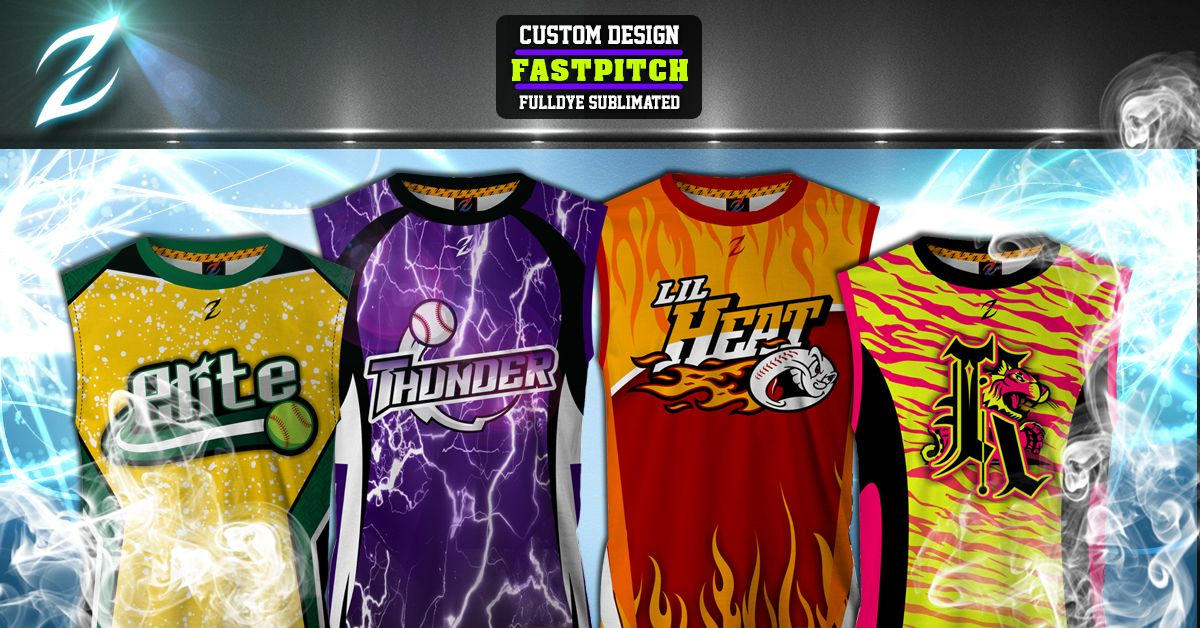 Design your team's newest Little League inspired jersey