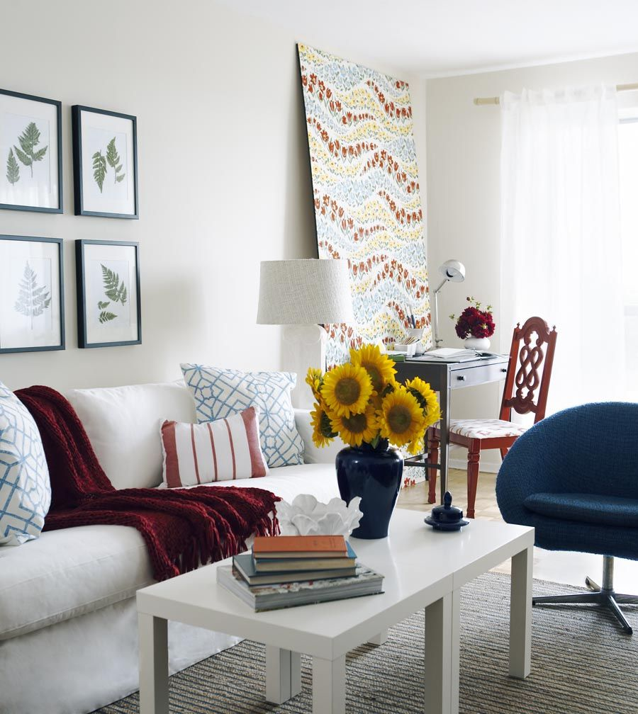 playful and punchy | home | pinterest | eclectic decor, living
