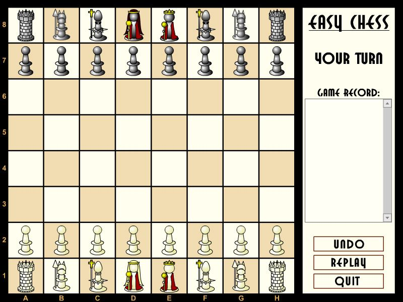 13+ How to win chess against a computer ideas