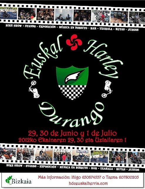 Exposición de DragonTT en Durango en Junio 2012