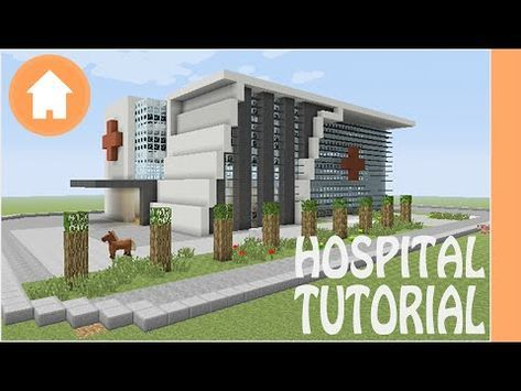 Minecraft Tutorial Hospital Tutorial 7 Minecraft Xbox Playstation PE PC Wii U Final Part