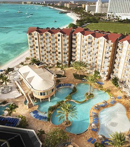 Divi Aruba Phoenix Beach Resort Caribbean Beach Resort