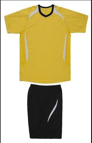 06f69ed73 Women s Soccer Jersey   Shorts (Yellow
