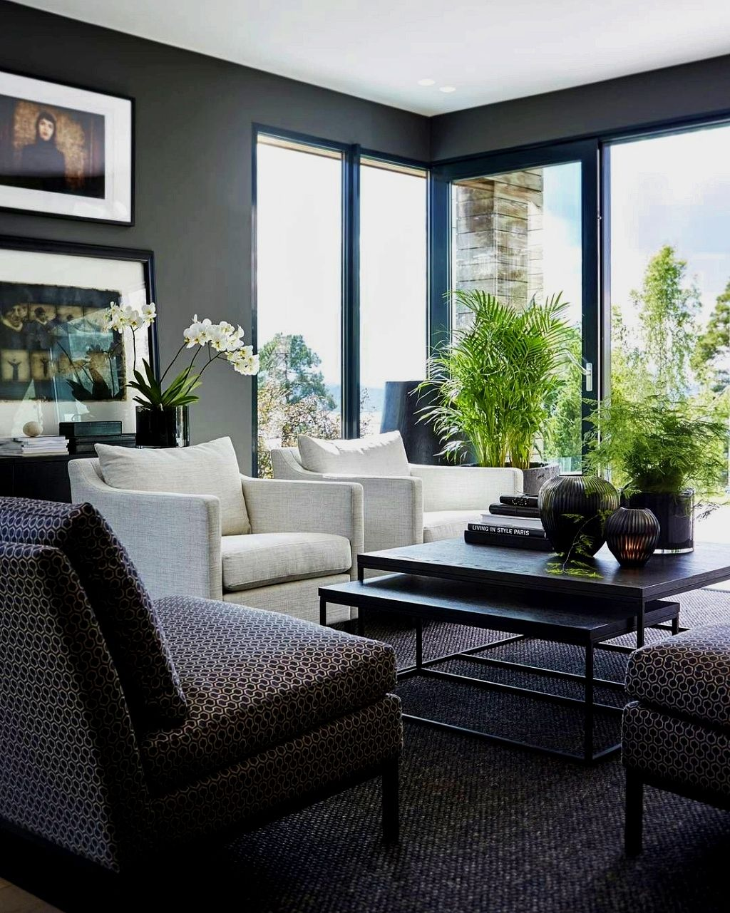 Change Your Living Room Decor On A Limited Budget In Six Steps My House My Garden Contemporary Living Room Design Modern Interior Design Contemporary Interior Design