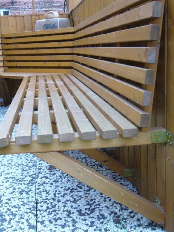 Gartenbank selber bauen - Seite 1 - Gartenpraxis - Mein schöner