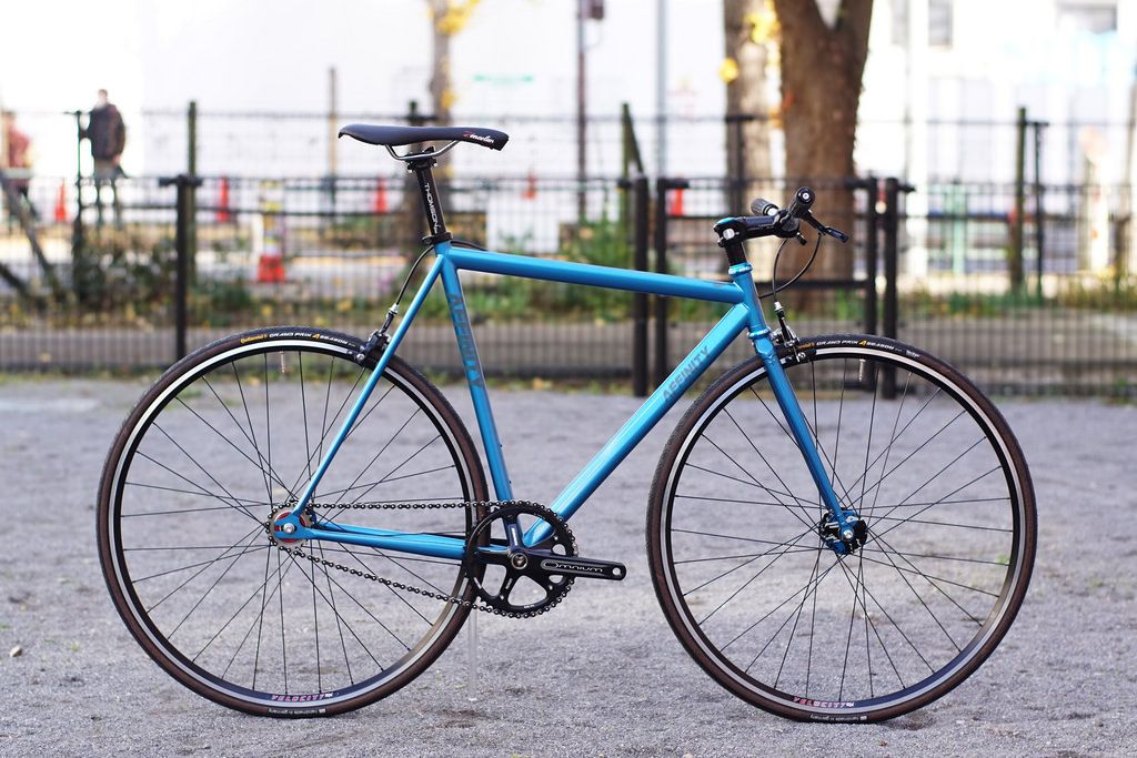 Affinity Cycles Lo Pro Built By Blue Lug Bike Beautiful Bicycle Bike Shop