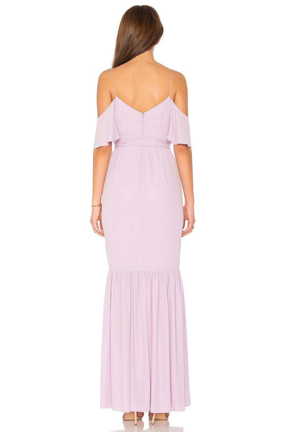 f4ca11fc60c LIKELY x Revolve Emmy Bridesmaids Dress in Orchid Bloom