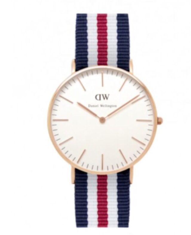 Daniel Wellington / Canterbury watch rose gold men , Super schöne Uhr
