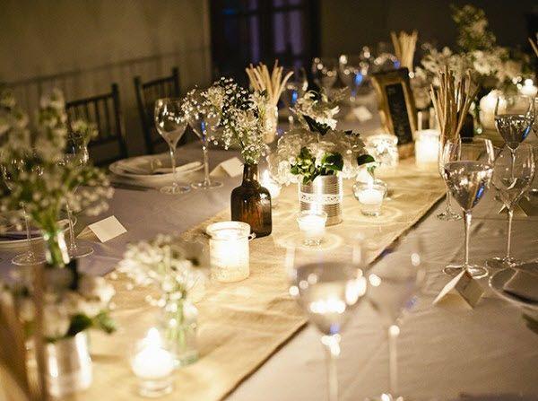 Increibles decoracion para bodas de oro las mejores ideas for Ideas de decoracion para bodas