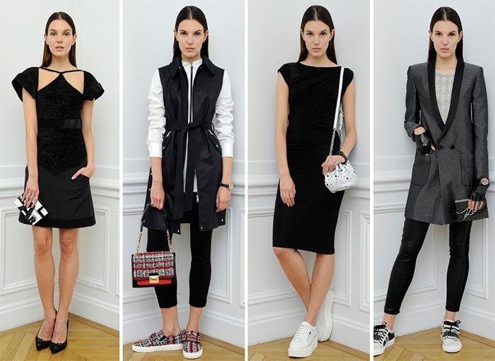 Karl Lagerfeld Spring/ Summer 2017 Collection – Paris Fashion Week