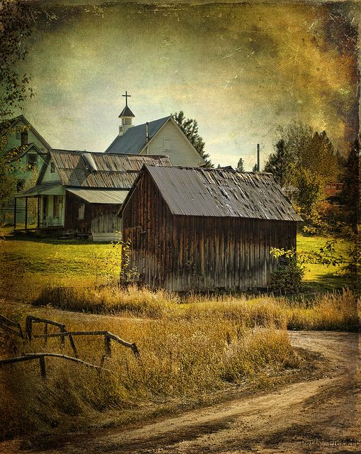 Placerville Ghost Town, Idaho