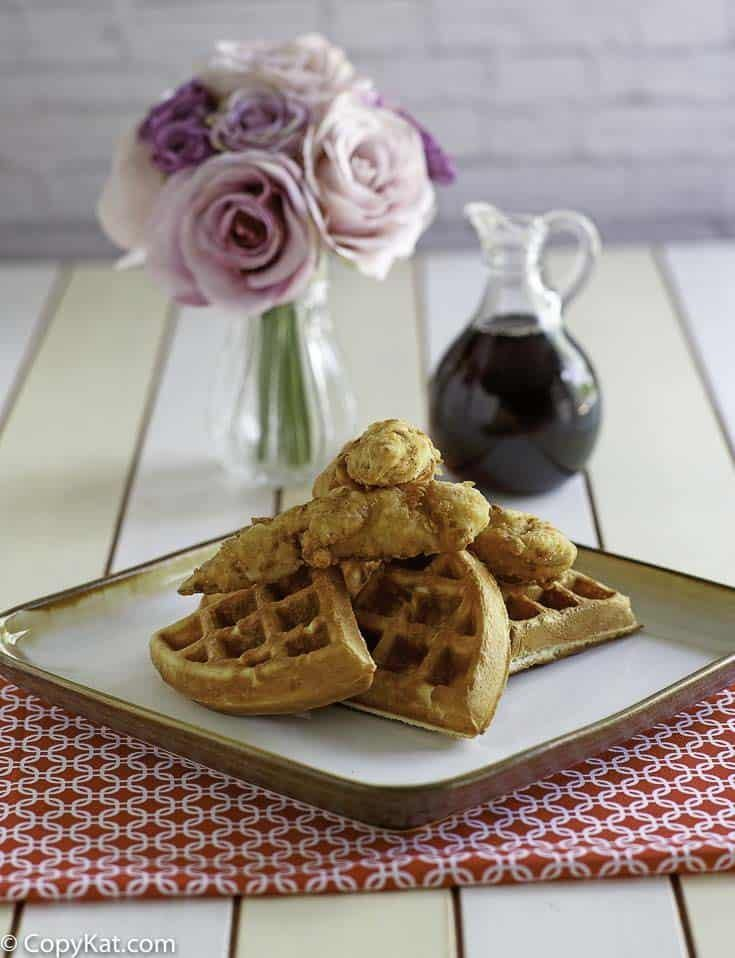 Copycat grand lux cafe chicken and waffles chicken