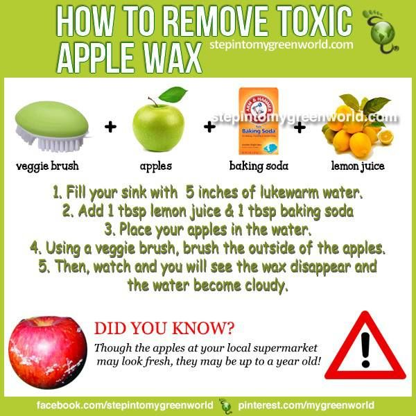 Healthy way to clean