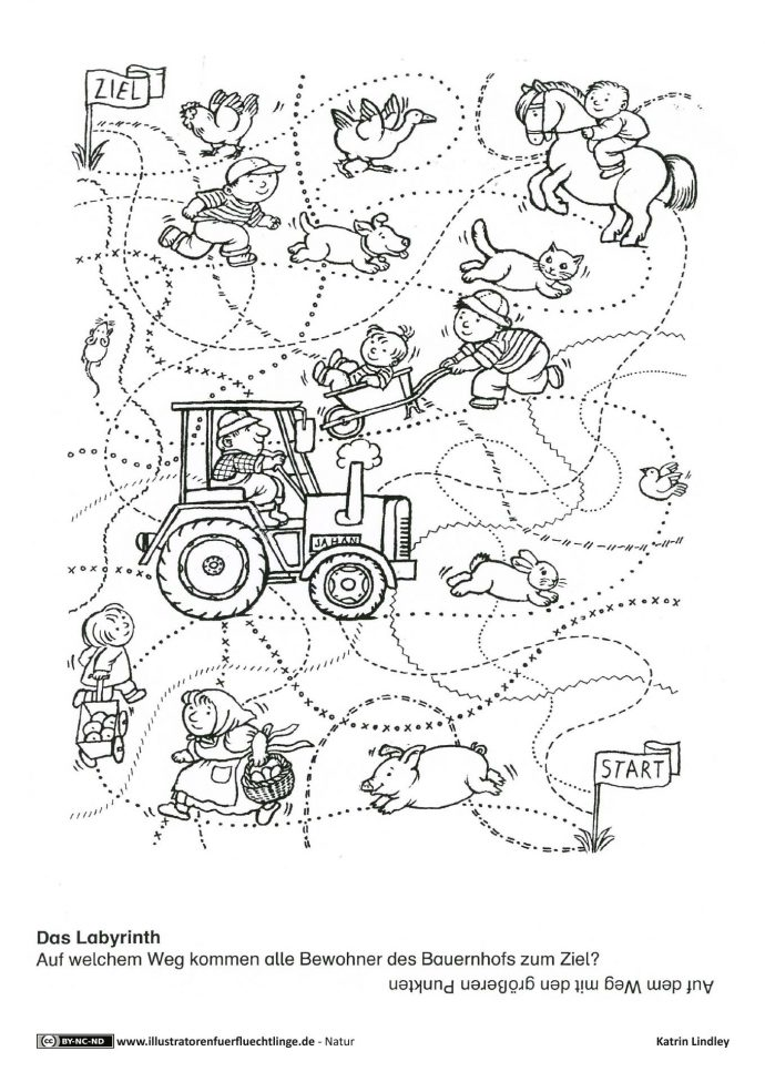 Epizody Hadanek Na Farme Ilustratori Pro Uprchliky Hadanky Farma Ilustratori
