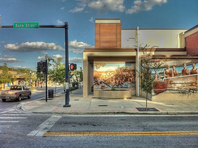 New Port Richey Bank Street New Port Richey Florida Places
