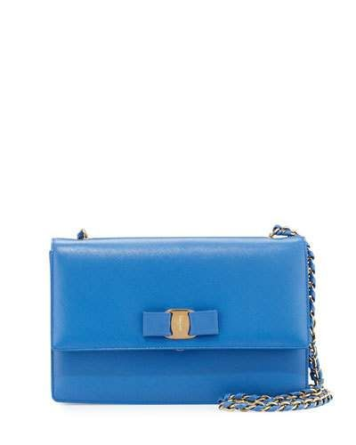 337a321d0a7a Ginny Vara Medium Shoulder Bag Blue Indien | *Neiman Marcus* | Bags ...